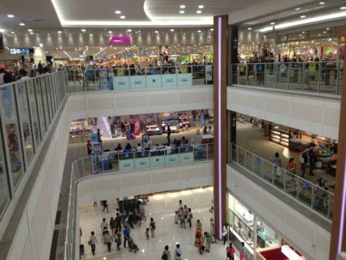 イオン モール 大型商業施設