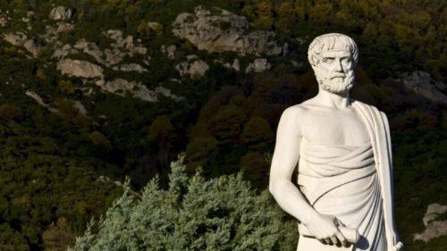アリストテレス m メートル