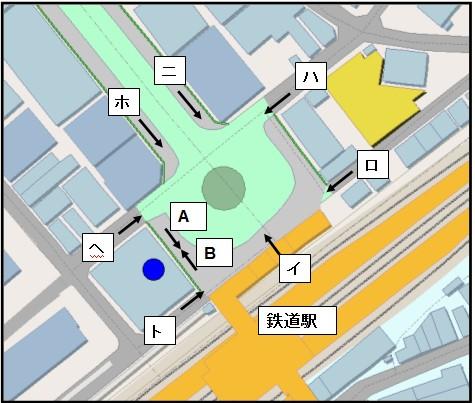 交通量 通行量 測定